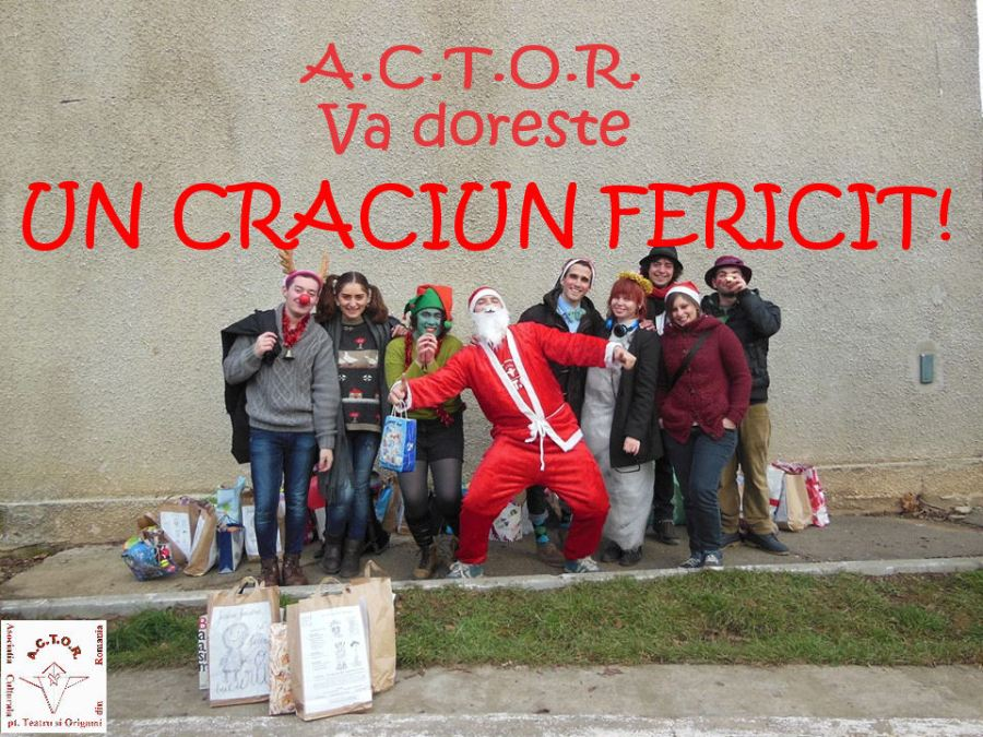 ACTOR va doreste