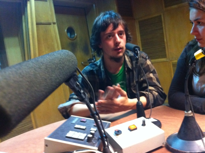 interviu radio romania international Clement si Marie Liesse 17 nov 2014 (11)