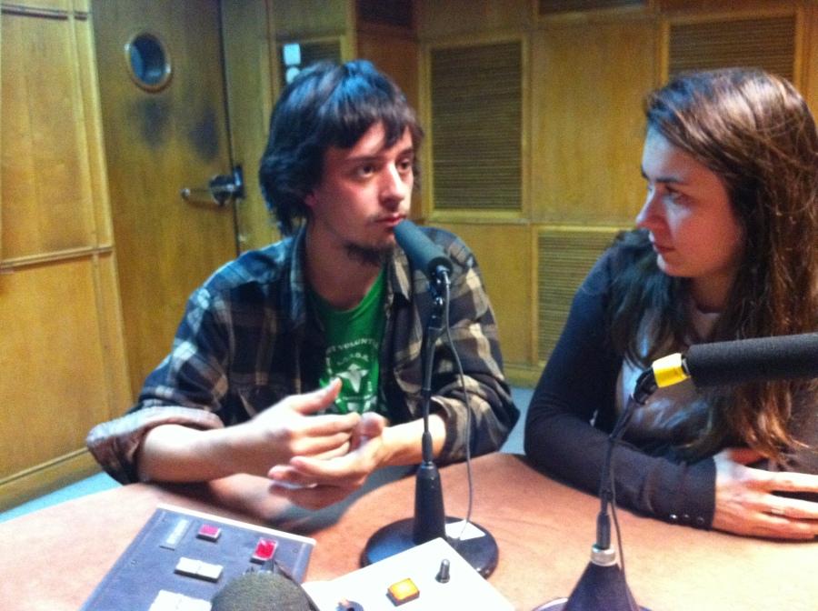interviu radio romania international Clement si Marie Liesse 17 nov 2014 (13)
