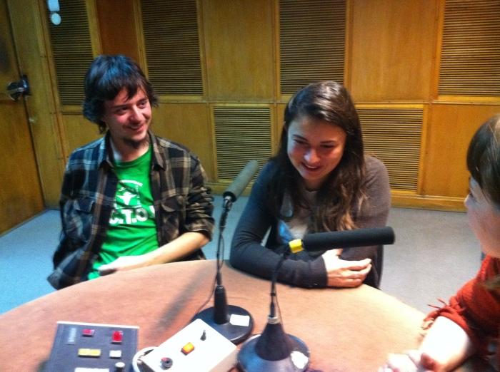 interviu radio romania international Clement si Marie Liesse 17 nov 2014 (8)