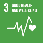 3. good health and well being