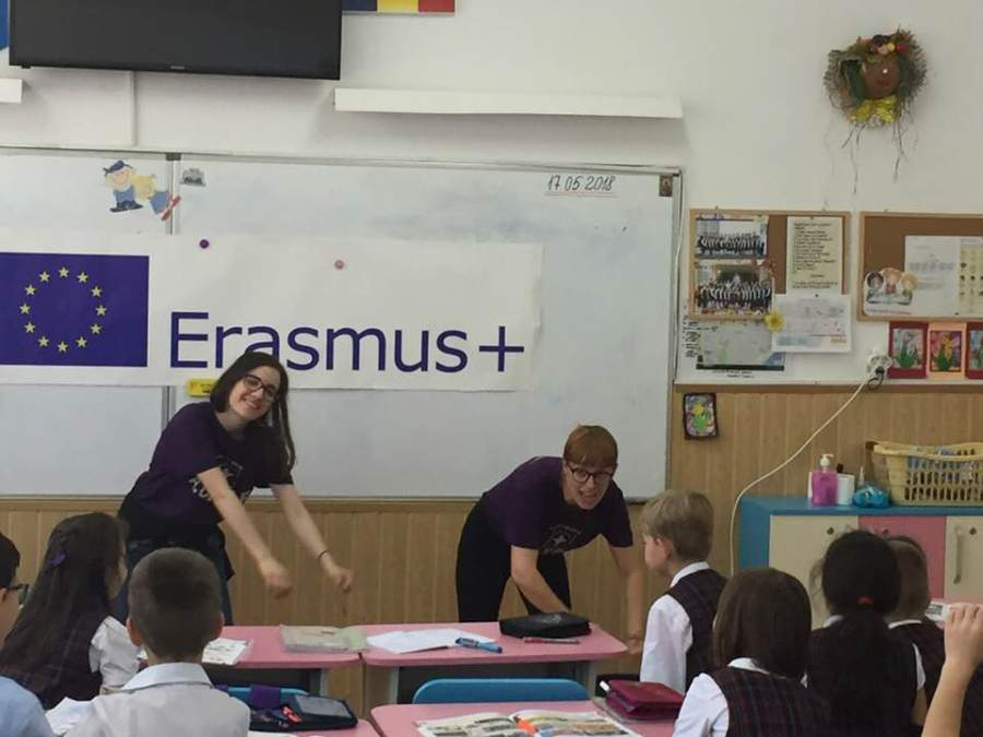Elena - Erasmus